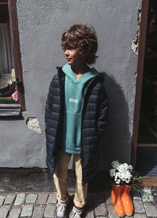 Легкая стеганая курточка zara, размеры на 10 и 12 лет