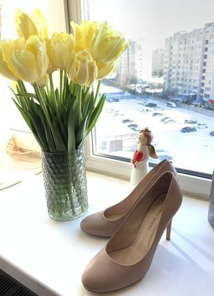 Туфли женские лодочки 39 размер