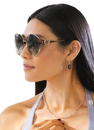 Солнцезащитные очки gucci оригинал!!!