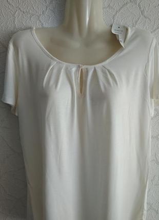 Распродажа▶️⏩▶️вискозная футболка,блуза george.