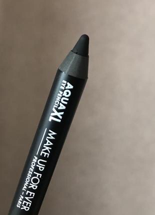 Карандаш для глаз make up for ever aqua xl eye pencil
