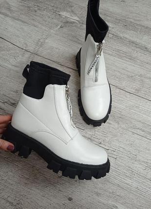 Стильные ботинки, демисезонные ботинки, сапоги, ботинки весна,осень