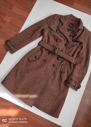 Шерстяне пальто - comma