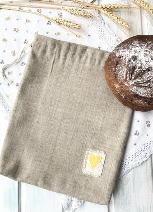Эко мешочек, мешочек для хлеба