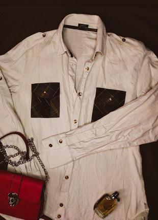 Бавовняна сорочка