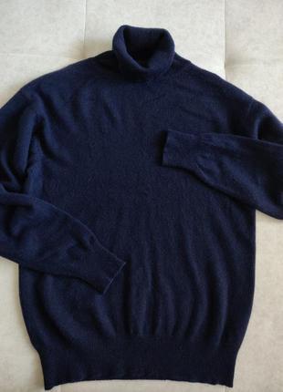 Кашемировый гольф свитер джемпер водолазка