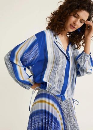 Сорочка, блуза в стилі бохо