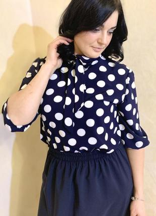Женский костюм (юбка блуза)2 фото