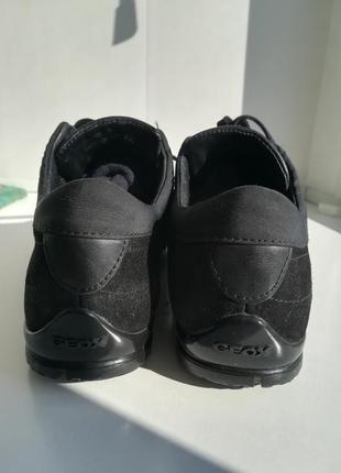 Кроссовки из натур. замши и кожи.3 фото