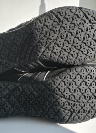 Кроссовки из натур. замши и кожи.5 фото
