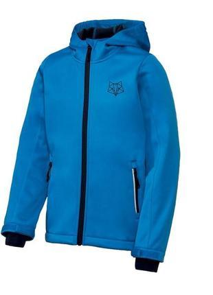 Softshell термо куртка ветровка crivit 134/140 ian328623_1910