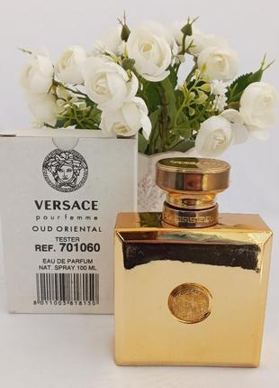 Versace oud oriental парфюм парфюмированная вода женская духи парфюм тестер