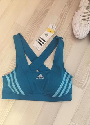 Спортивный бюстгальтер adidas