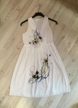 Легкое воздушное платье natali bolgar
