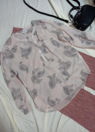 Очень красивая блуза рубашка от new look!!