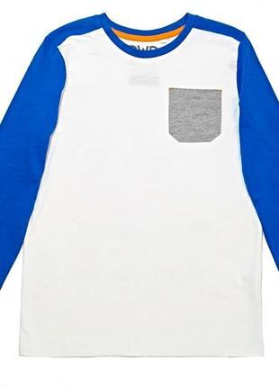 Лонгслив, кофта, футболка с длинным рукавом, на мальчика, рост 158/164, c&a