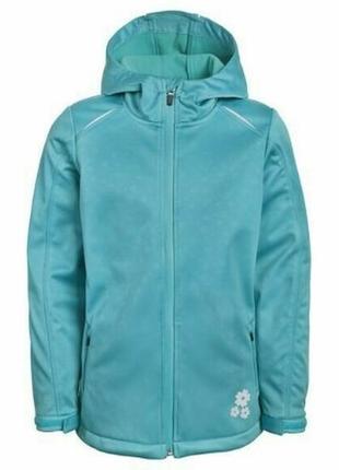 Softshell термо куртка ветровка crivit 122/128 см, софтшелл (есть нюансы)