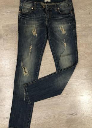 Рваные джинсы (италия)