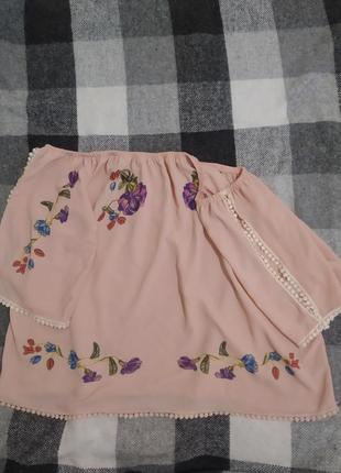 ⚠️⚠️знижки⚠️⚠️ шикарна блуза