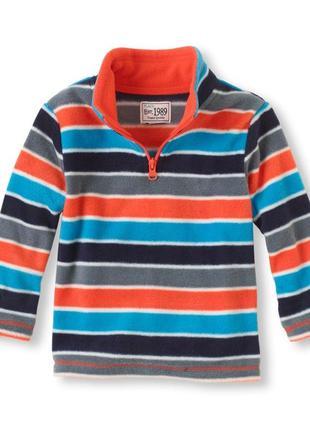 Флисовый пуловер children's place