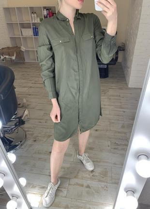 Платье - рубашка, mohito новое, размер s