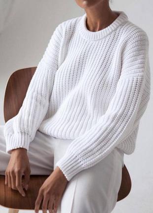 Свободный свитер кофта худи свитшот белый серый мокко красный