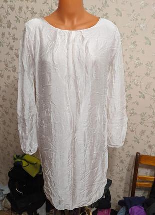 Платье,туника цвета айвори