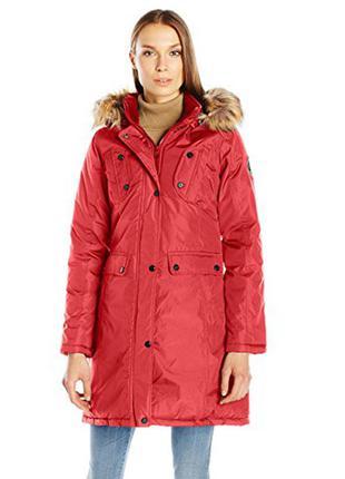 Зимняя куртка-парка madden girl р. s. новая