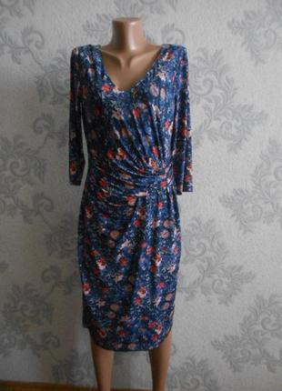 Платье в цветочный принт per una