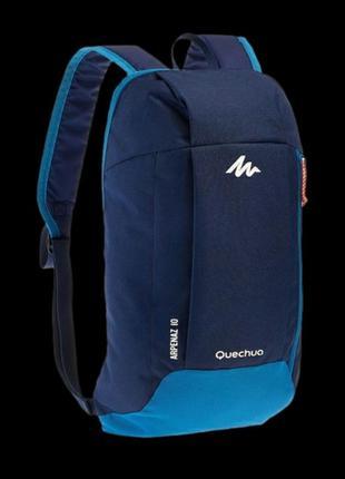 Рюкзак quecha arpenaz blue синий сумка