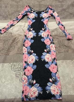 Женское платье asos нереально красивое