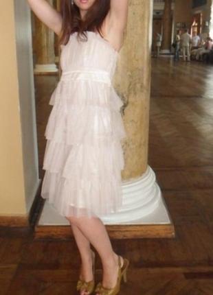 Нарядное платье oodji
