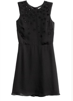 Нарядное єлегантное платье h&m,16/50-52 р.