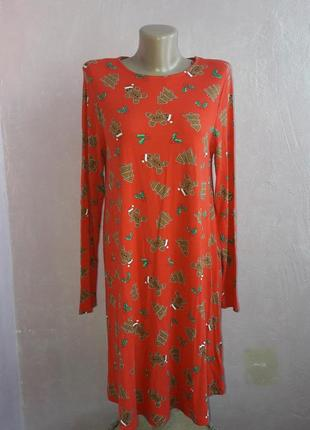 Платье пряничный человечек