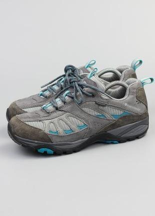 Фирменные трекинговые кроссовки в стиле merrell salewa mammut