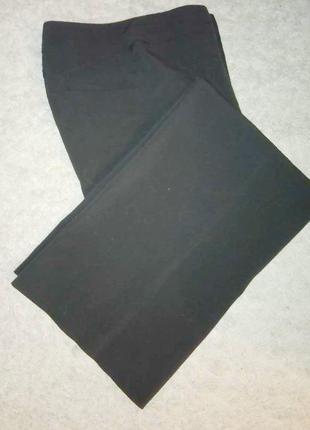 Моделирующие теплые брюки, палаццо, шерсть, бразильская попка, офис, дресс код, секси