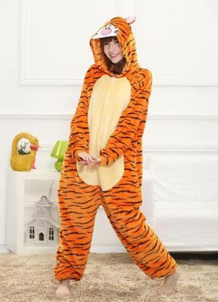 Кигуруми тигр взрослый