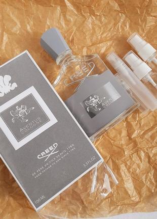 Отливант распив ⚜creed⚜ silver mountain water⚜крид парфюмерная вода унисекс6 фото