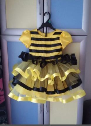 Платье пчелки