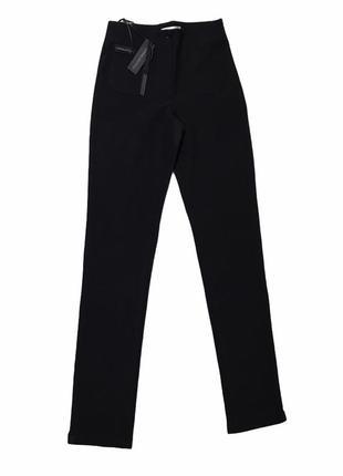 Брюки классические черные штаны костюм новые