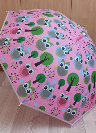 Зонт совы