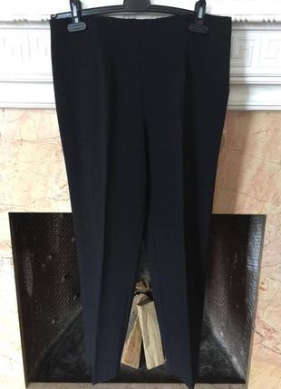 Итальянские шерстяные брюки укороченные