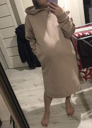 Платье для беременных толстовка худи