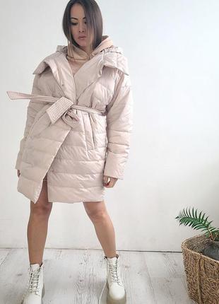 Пальто кимоно