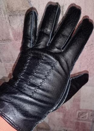 Кожаные перчатки debenhams