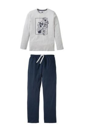 Мужская пижама livergy m,xxl