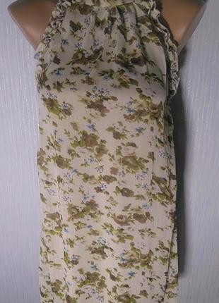 Изумительное шифоновое платье la france
