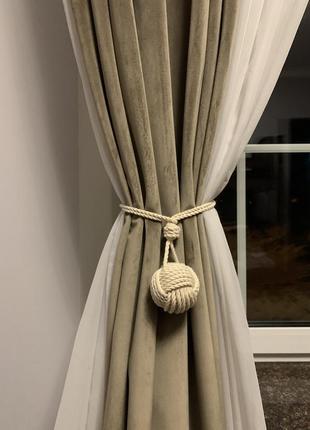 Подхваты для штор, держатели для штор , підхвати для штори.