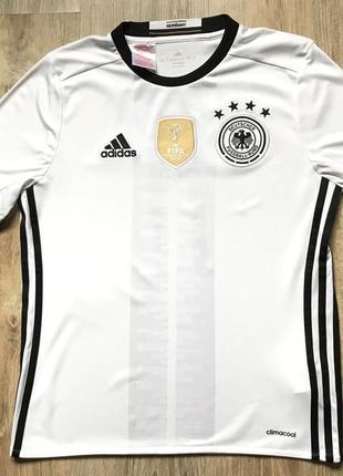Подростковая коллекционная футбольная джерси adidas germany 2015