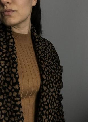 Пальто over size осень/зима